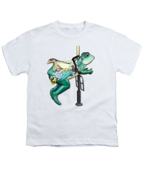 Ride The Frog Youth T-Shirt