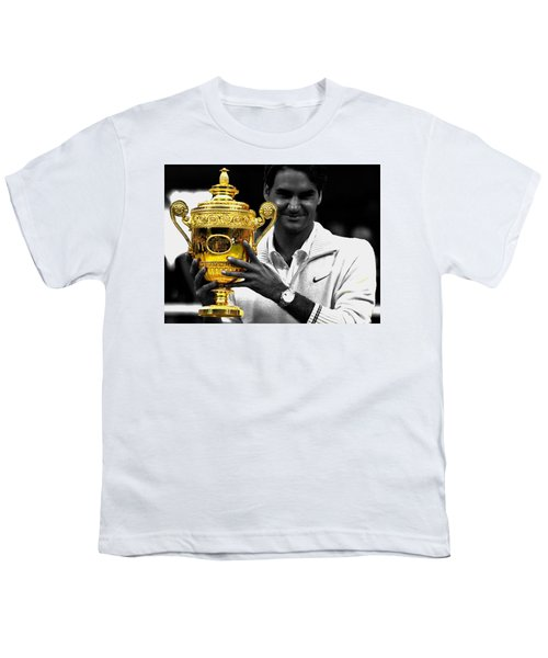 Roger Federer 2a Youth T-Shirt