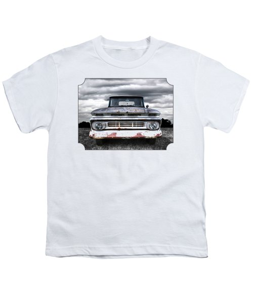 Rust And Proud - 62 Chevy Fleetside Youth T-Shirt