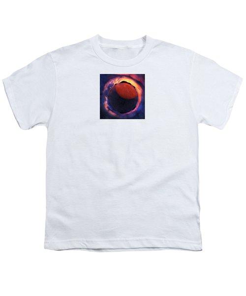 Sacred Planet - Sunset - New Zealand Youth T-Shirt