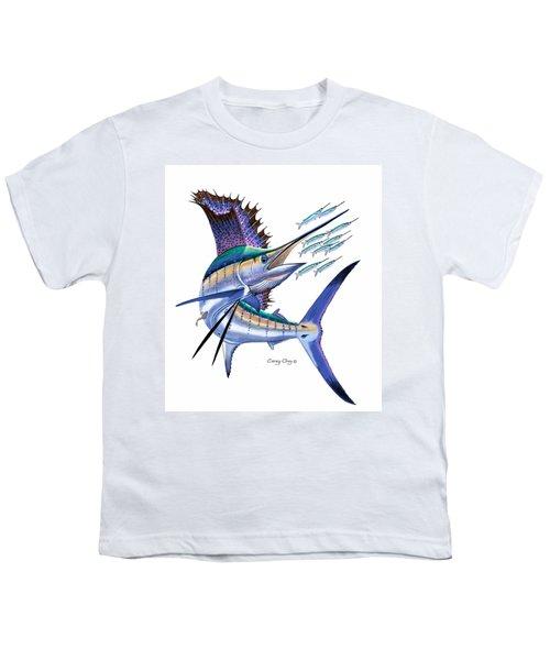 Sailfish Digital Youth T-Shirt by Carey Chen
