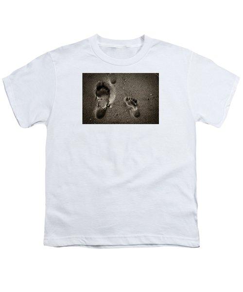 Sand Feet Youth T-Shirt