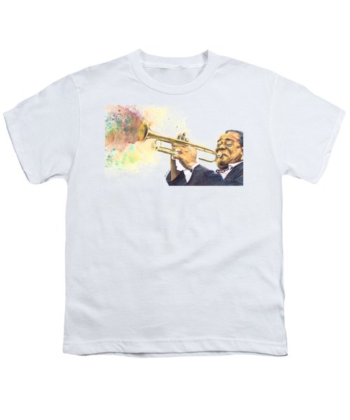 Satchmo Youth T-Shirt