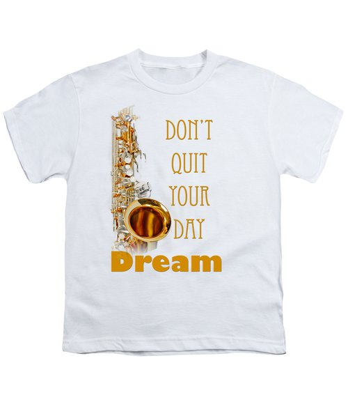 Saxophone Fine Art Photographs Art Prints 5019.02 Youth T-Shirt