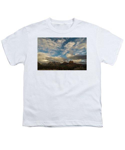 Sedona Arizona Redrock Country Landscape Fx1 Youth T-Shirt