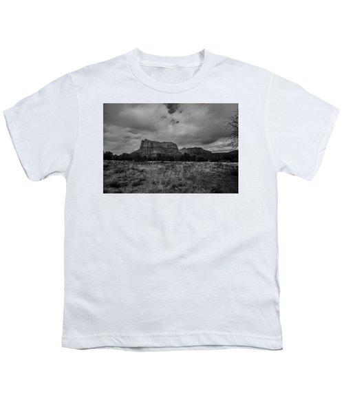 Sedona Red Rock Country Arizona Bnw 0177 Youth T-Shirt