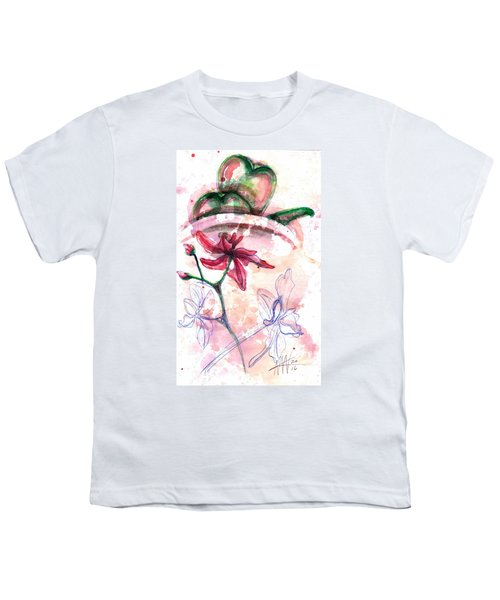 Shiraz Orchid II Youth T-Shirt