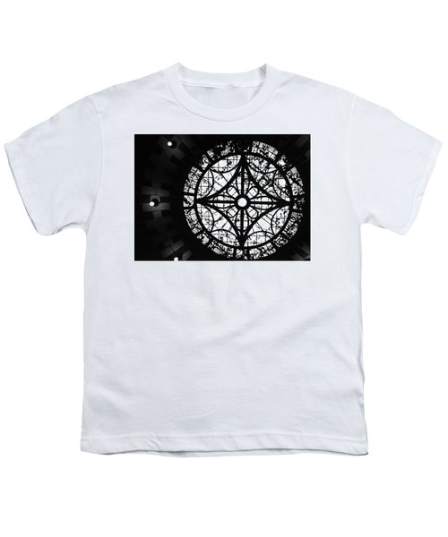 Skylight No. 30-2 Youth T-Shirt by Sandy Taylor