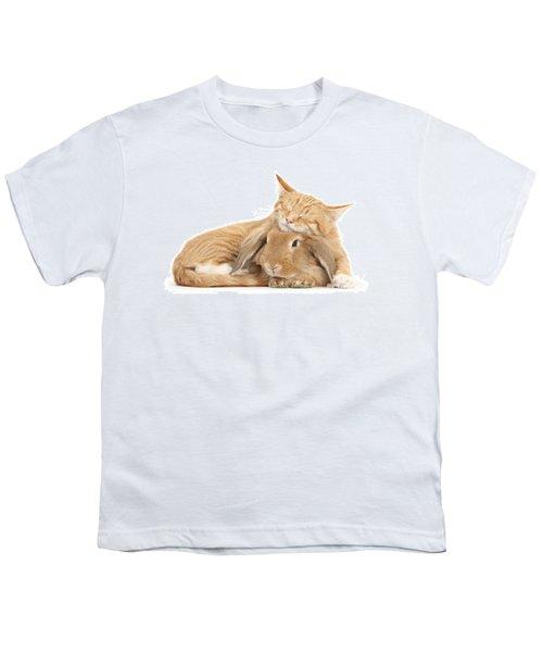 Sleeping On Bun Youth T-Shirt