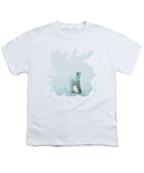 Snow Patrol Youth T-Shirt by Katherine Smit
