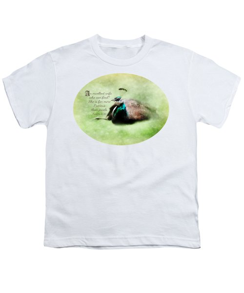 Sophisticated - Verse Youth T-Shirt