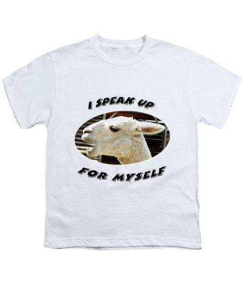 Speak Up Youth T-Shirt