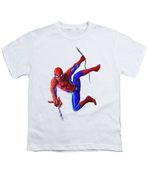 Spiderman Youth T-Shirt