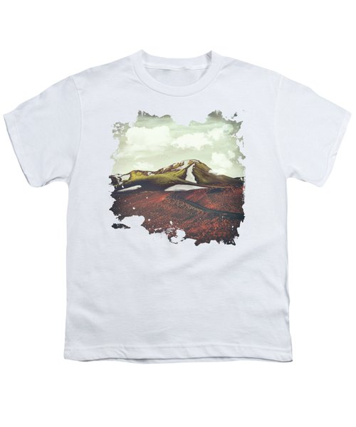 Spring Thaw Youth T-Shirt by Katherine Smit