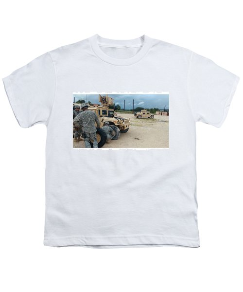 Ssg Carey's Famous Last Words: what Youth T-Shirt