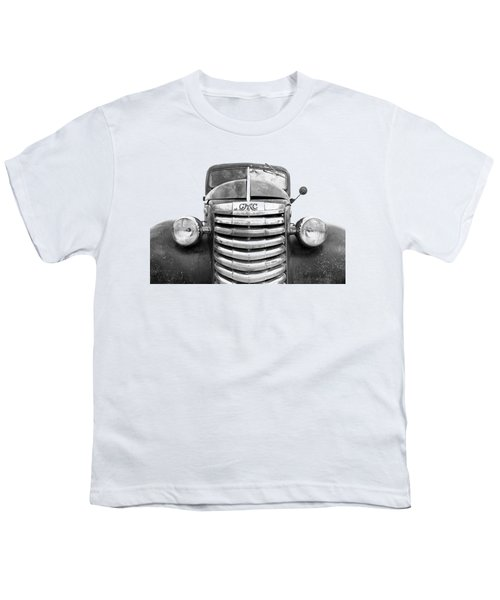 Still Going Strong - Black And White Youth T-Shirt