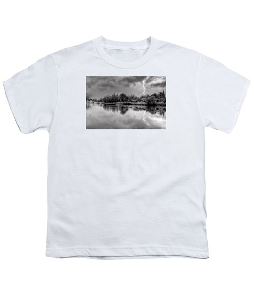 Storm In Paradise Youth T-Shirt