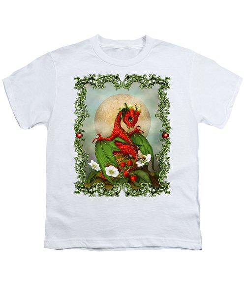 Strawberry Dragon T-shirt Youth T-Shirt