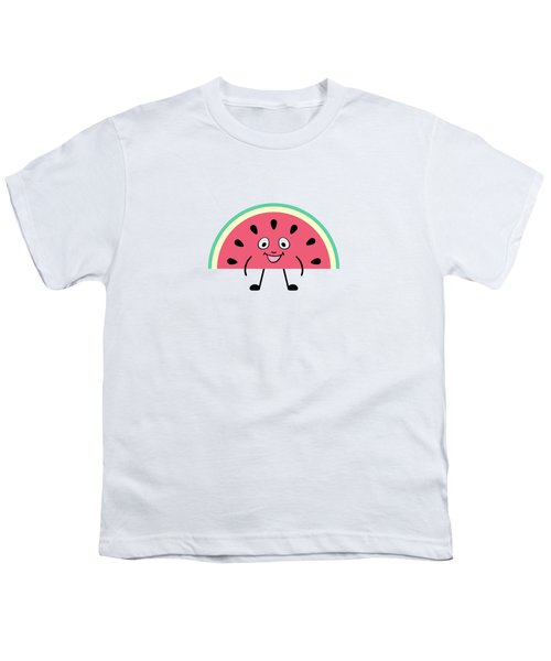 Summer Watermelons Youth T-Shirt by Alina Krysko