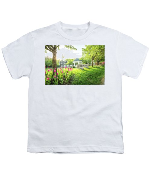 Sunrise At Rotary Park Youth T-Shirt