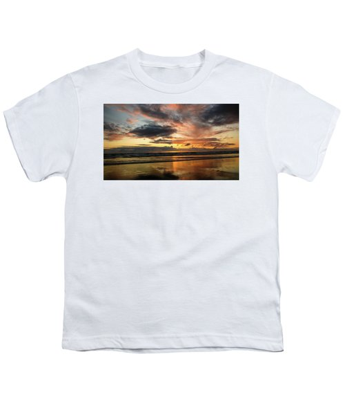 Sunset Split Youth T-Shirt