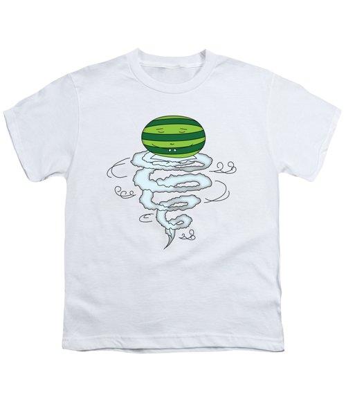 T H E . E L E M E L O N S ______________ A I R M E L O N Youth T-Shirt by H U M E A I M A R T