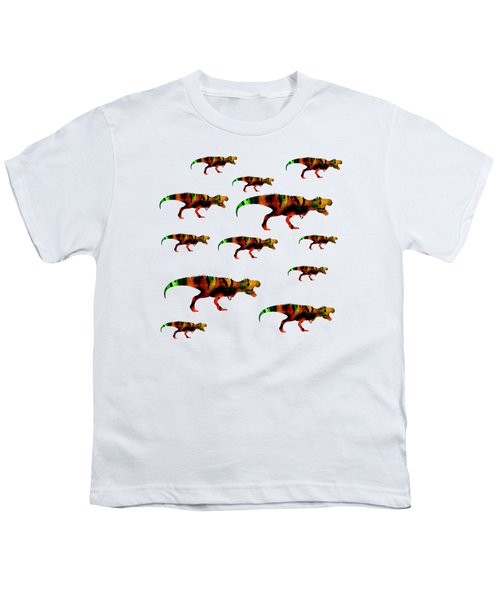 T-rex Pack Youth T-Shirt