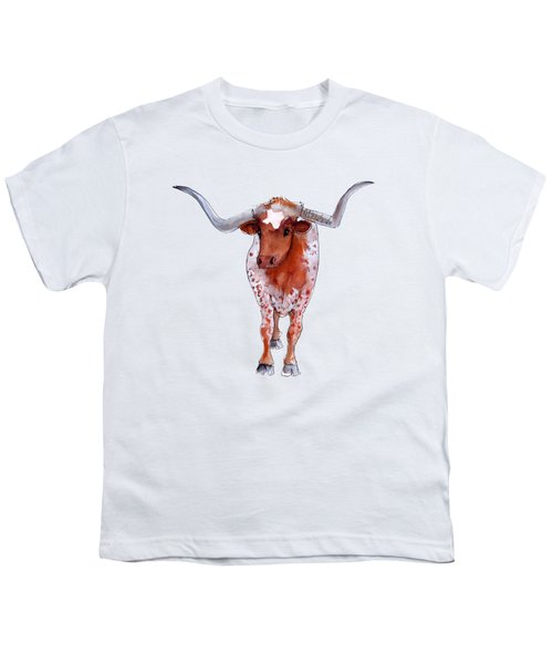 Texas Longhorn Branded  Youth T-Shirt