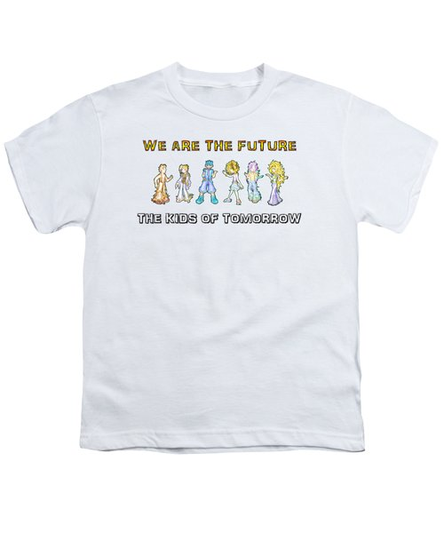 The Kids Of Tomorrow Youth T-Shirt