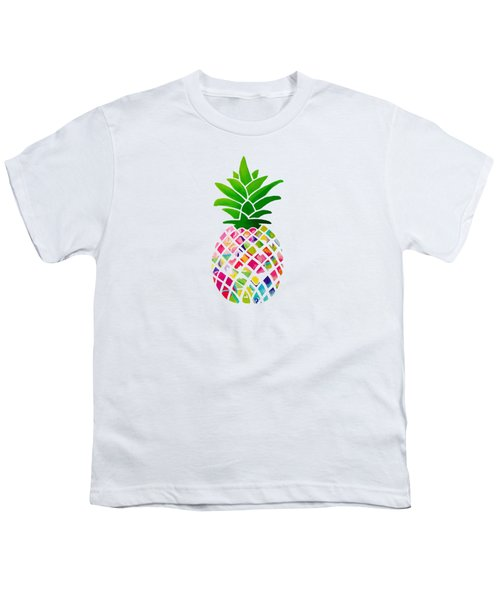 The Pineapple Youth T-Shirt by Maddie Koerber
