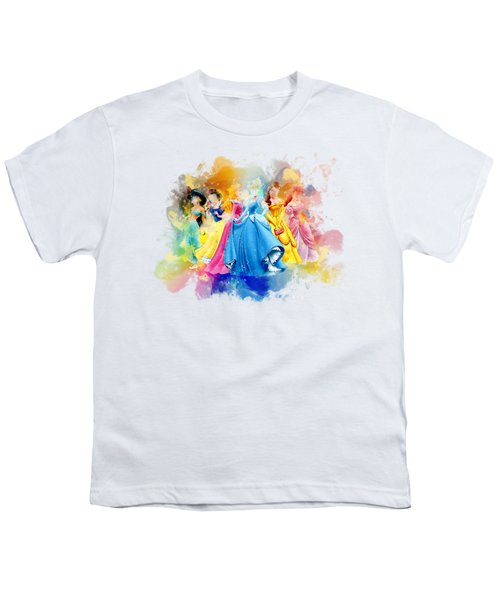 The Princess Youth T-Shirt by Rinaldo Ananta