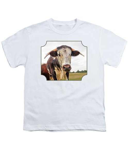 This Is My Field Youth T-Shirt by Gill Billington