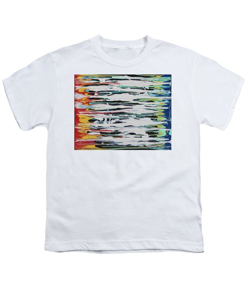 This Is Us Youth T-Shirt by Cyrionna The Cyerial Artist