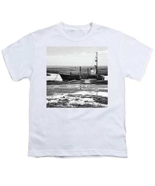 Thornham Harbour, North Norfolk Youth T-Shirt