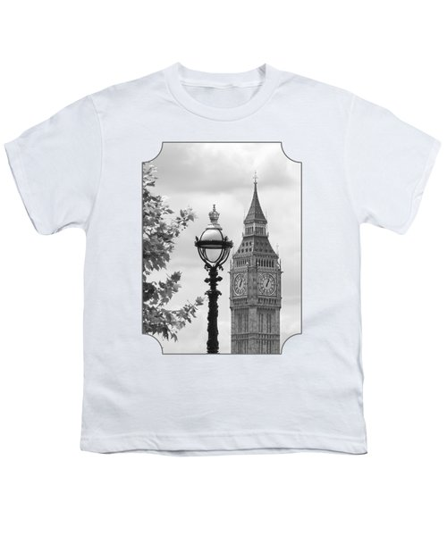 Time For Lunch Youth T-Shirt by Gill Billington