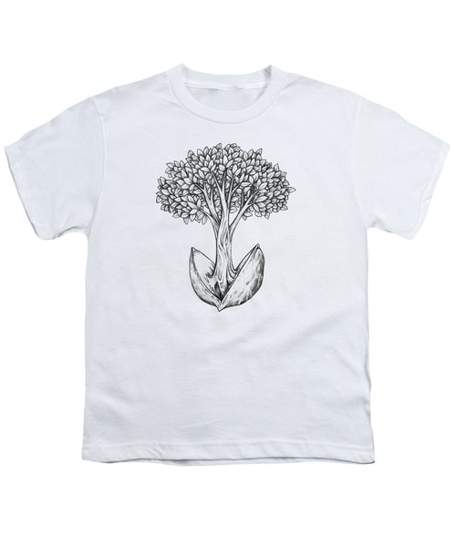 Tree From Seed Youth T-Shirt