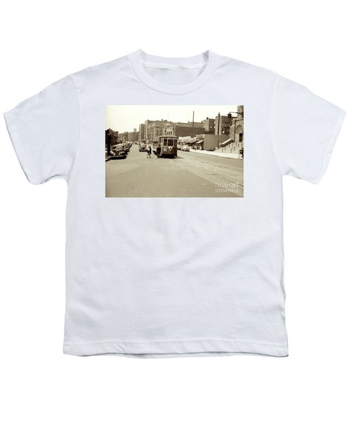 Trolley Time Youth T-Shirt