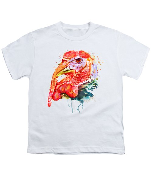 Turkey Head Youth T-Shirt