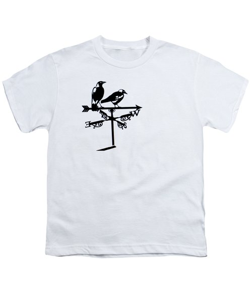 Two Magpies Youth T-Shirt