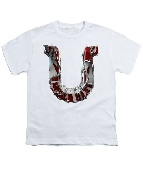 Youth T-Shirt featuring the photograph U Is For Utopia by Gary Keesler