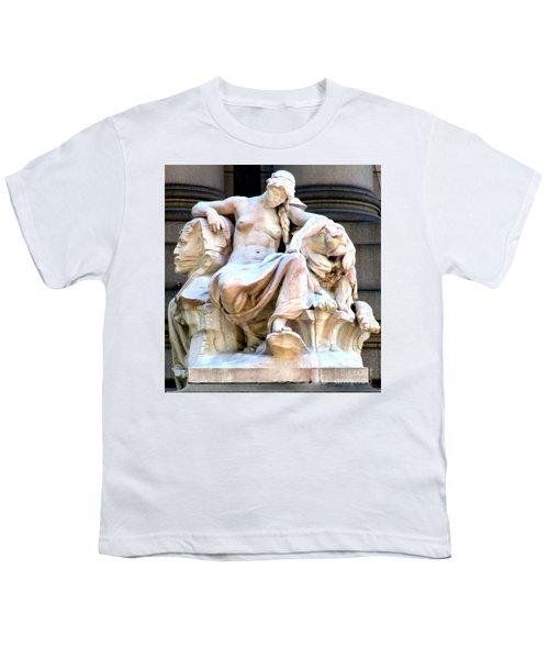 U S Custom House 3 Youth T-Shirt