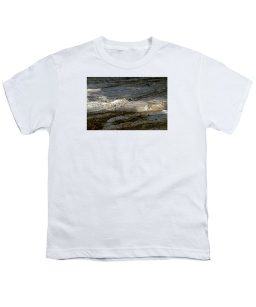 View From Masada Youth T-Shirt by Dubi Roman