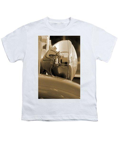 Vintage Headlight Youth T-Shirt