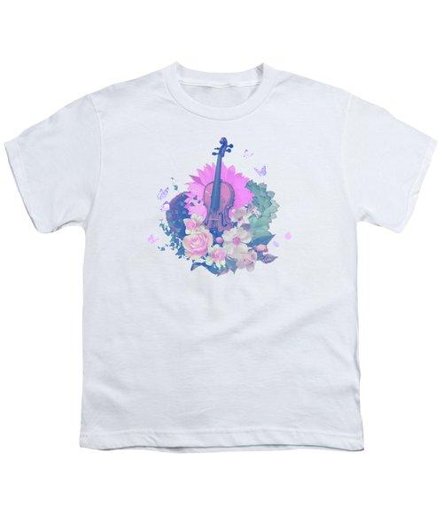 Violin Youth T-Shirt