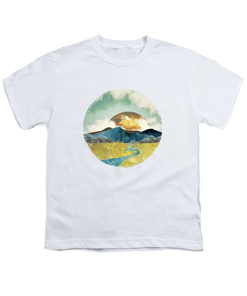 Wanderlust Youth T-Shirt by Katherine Smit