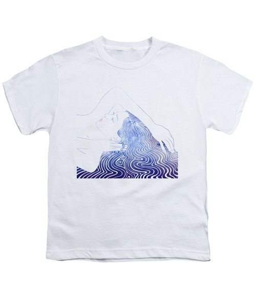 Water Nymph Lxxix Youth T-Shirt