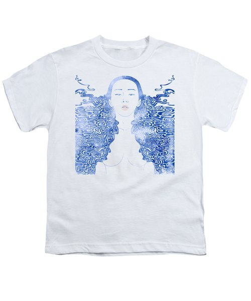 Water Nymph Lxxx Youth T-Shirt