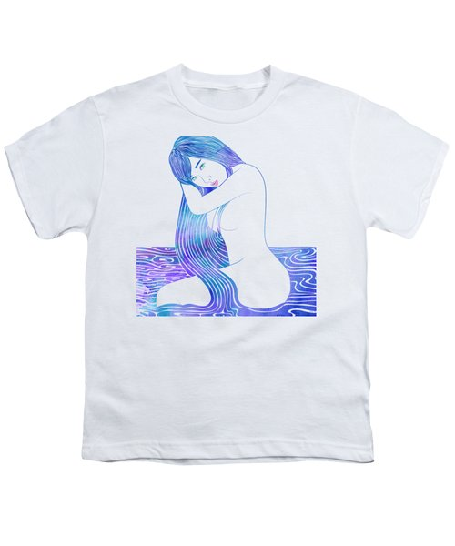 Water Nymph Lxxxii Youth T-Shirt