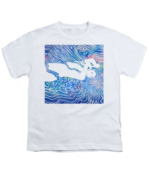 Water Nymph Lxxxiii Youth T-Shirt