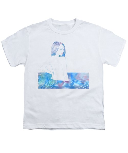Water Nymph Lxxxiv Youth T-Shirt